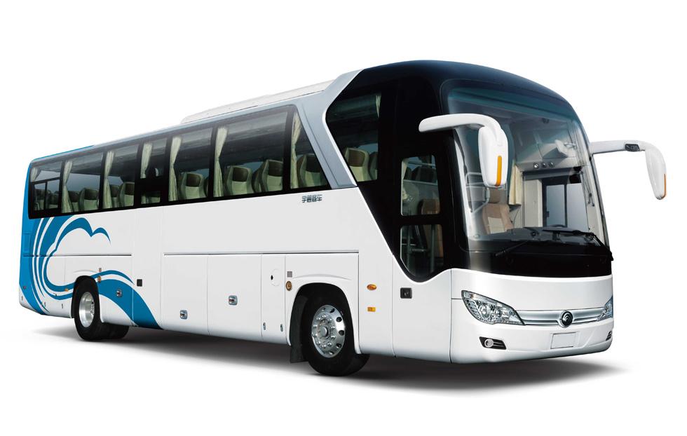 55座空调旅游大巴